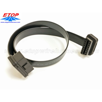 Custom Diagnostik OBD Flat Cable