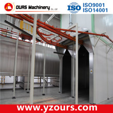 Best-Selling Automatic Powder Coating Line for Hardware