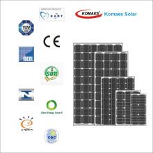 95 Вт Монокристаллический солнечных батарей панель/модуль ПИКОВОЛЬТА с TUV/CE/ЕС предприятия