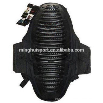 New motorcycle armor protection of vertebral body, back