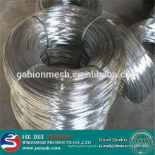 Electro Galvanized Iron Wire y alambre de hierro galvanizado en caliente