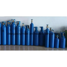 99.999 Helium Gas Filled in 40L Jp Cylinder