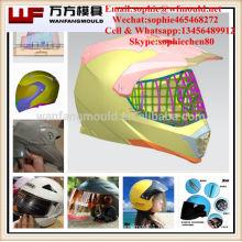 OEM Custom plastic mould motorcycle helmet/Custom design plastic mold motorcycle helmet