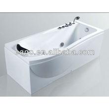EAGO whirlpool bathtub AM190 MASSAGE BATHTUB