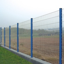 Cheap Price PVC 3D Welded Wire Mesh Panel