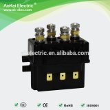 ADC200-DE 84VDC 200A Continuous Working 50A DC Contactor, Used in Electric Locomotive AOKAI DC Contactor