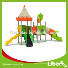 Beste Verkauf Outdoor Spielplatz Ausrüstung Kinder Outdoor Spielplätze