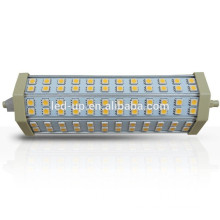 18W LED R7S Luz 254MM
