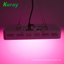 LED horticulture grow luminaires 300 w daisy chain led grow light with led panel light