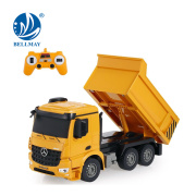 1/26 2.4G RC Dump Truck toy