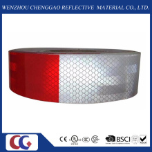 Cinta de advertencia de cinta reflectante para vehículos