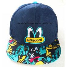 Sombrero de la historieta gorras de camionero Sombrero de la moda de la ciudad del casquillo gorras bordadas Casquillo bordado historieta