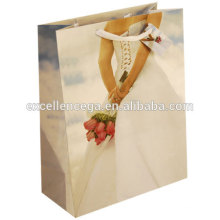 Wedding door gift paper bag