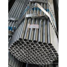 Tuyau en acier pré-galvanisé GB