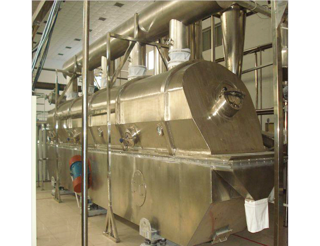 Asid Citric Acid Granule Dryer