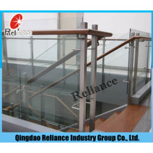 6.38-12.38mm Laminated Tempered Glass Used for Building