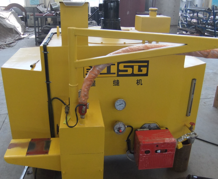 Trailer Crack Filling Machine