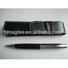 PU leather pen set