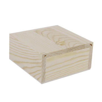 custom Handmade wooden wine packaging Wine Box storage