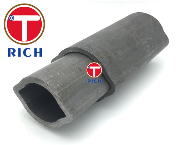 E355 Carbon Steel Tube Seamless Lemon Shape Pipes