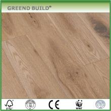 Plancher de bois de chêne, matériaux de plancher ignifuges de la classe B1