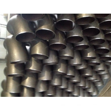 Jis B2311 sans soudure sgp haute pression en acier au carbone pipe coude