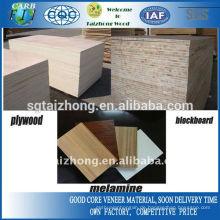 Möbel Gebraucht Blockplatte und Sperrholz
