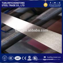 DIN 174 304 316 barra plana de aço inoxidável