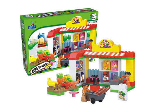 Children Building Block Toys For Toddler