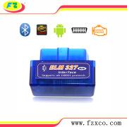 ELM327 OBD2 Bluebooth Adapter Auto Diagnostisk Scanner