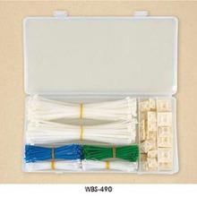 Серия Wbs (пластиковая коробка) Кабельные стяжки