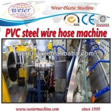 мягкий ПВХ спираль стальной проволоки трубы машин