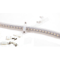 RGBW pixel led luz digital tira DC5V SK6812 direccionable 144 LED / m