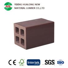 WPC Landscape Handrails de la fabricación (HLM82)