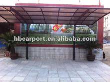 carport garage wooden