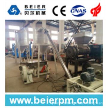 PVC Hot-Cutting Granulation Line