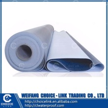for roof non-woven backing 1.5mm TPO waterproof membrane