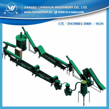 CE/ISO/SGS Pet Bottle Recycling Line