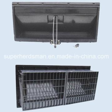 Sistema de entrada de ar de galpão de frango de alta qualidade