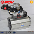 Válvula acessório tamanho aberto Posicionador de controle proporcional