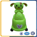 China Cheap Classical Plastic Baby Potty for Christmas