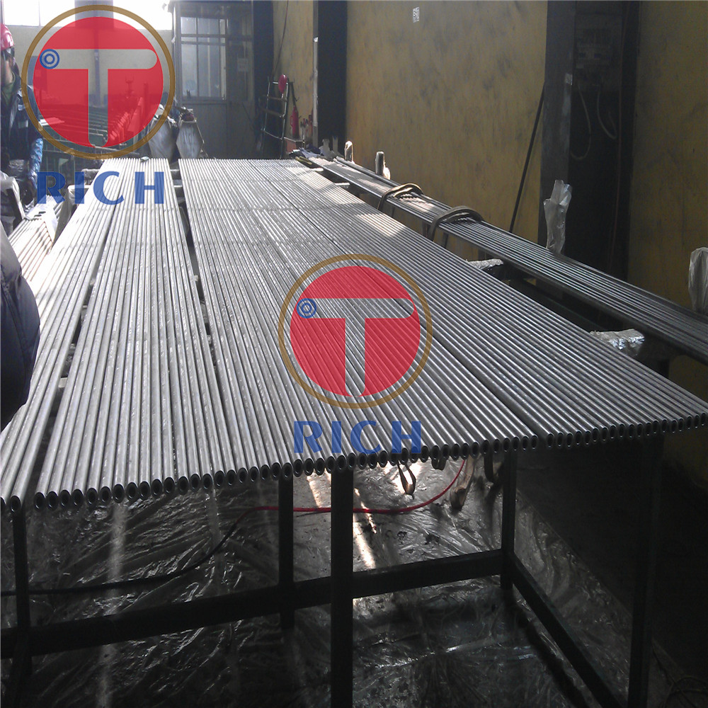 High Pressure Feedwater Heater Seamless Steel Tubes