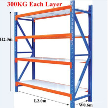 New Garage Warehouse Metal Steel Storage Shelving Racking by Factory