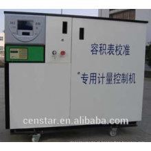 calibração de tanque de combustível de alta precisão para posto de gasolina