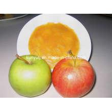 Purê de maçã concentrado com alta qualidade