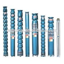 Pompe à eau profonde puits acier stailess