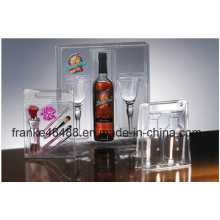 Transparent APET Film, Clear Rigid Pet Film for Food Container Tray Blister Packaging