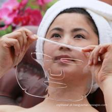 Máscara facial do ácido hialurónico da hidratação para a protecção solar facial