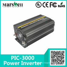 Inversor de energía de onda sinusoidal de alta potencia de 1500 ~ 6000 W con cargador incorporado