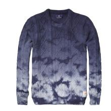 Men′s Allover Print Sweat Shirt